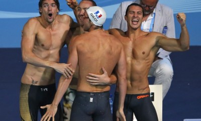 Spain Swimming Worlds